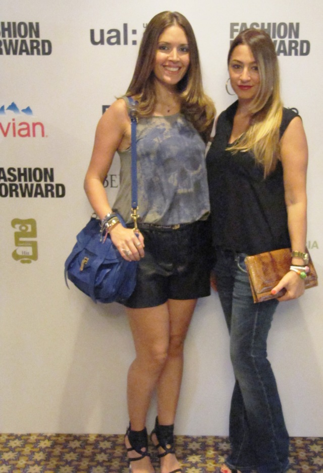 Fashion Forward Season 2 Wall of fame picture: Carla El Saghir and Iliana Orietta